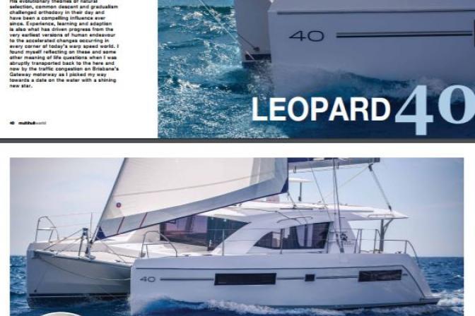 Leopard 40 Review